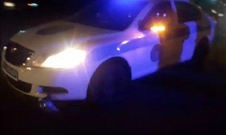 Шефа полиции ЗКО обвиняют в грабеже и самоуправстве. Он отобрал смартфон у блогера, который освещал ДТП с участием полицейских