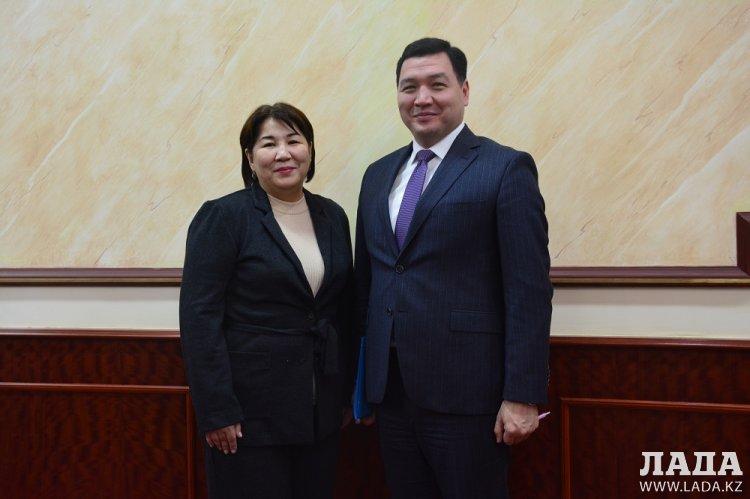 АО «МРЭК» заключило меморандум о взаимном сотрудничестве с акиматом Мангистауской области