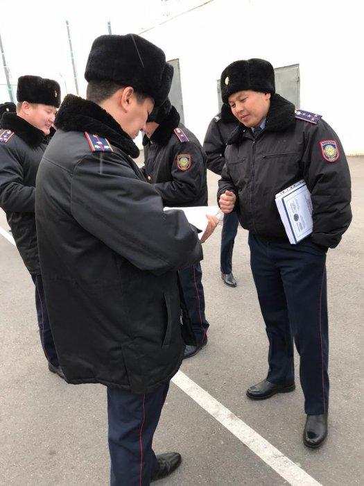 За один день акции «Борышкер» актауские полицейские взыскали штрафы на сумму свыше 10 миллионов тенге