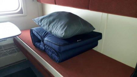 Чем хороша новая постель в поездах, рассказали в КТЖ