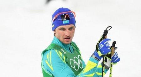 Казахстанский лыжник Полторанин дисквалифицирован на 4 года - СМИ