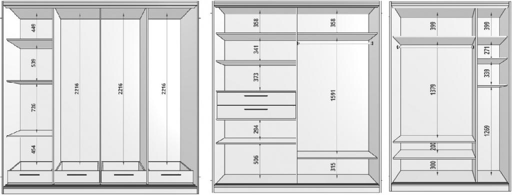 Как купить шкаф в интернет-магазине?
