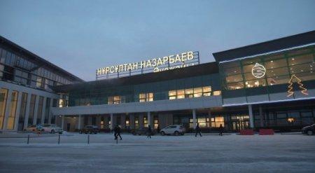 Информация о выстреле в аэропорту Нур-Султана появилась в Сети