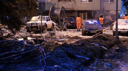 В Словакии в результате взрыва в жилом доме погибли 7 человек, десятки пострадавших