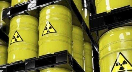 Вторая партия урана прибыла на хранение в Казахстан