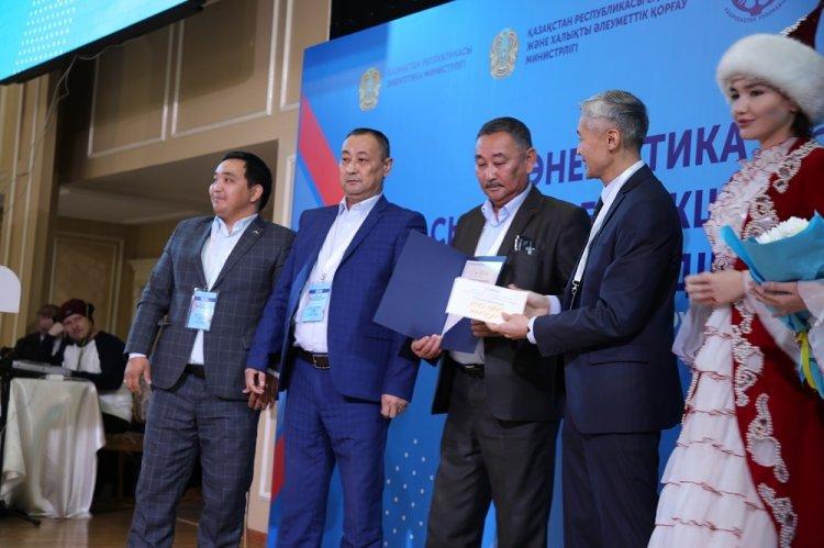Трудовая династия АО «МРЭК» удостоена наград Казэнергопрофсоюза