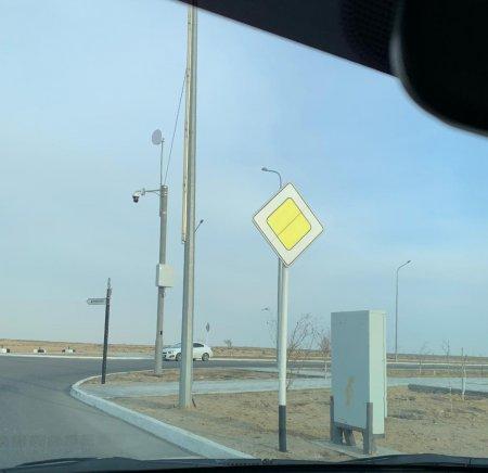 «Сергек» на дорогах Актау: В полиции опровергли информацию об установке системы видеоконтроля