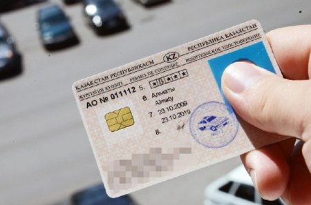 Не наказывать за забытые дома водительские права предложил Токаев