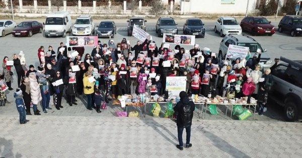 #СпастиДиму: Жители Актау записали обращение к казахстанцам