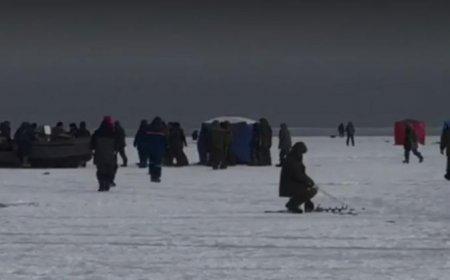 Массовая драка рыбаков в Приморье попала на видео