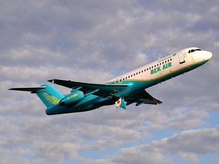 Кому принадлежит авиакомпания Bek Air