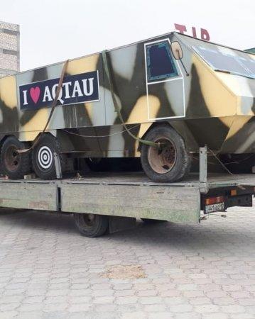 Незаконные торговые точки закрыли в Актау