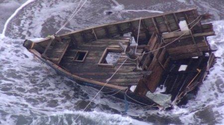 """""""Корабль-призрак"""" с мертвецами прибило к берегам Японии"""