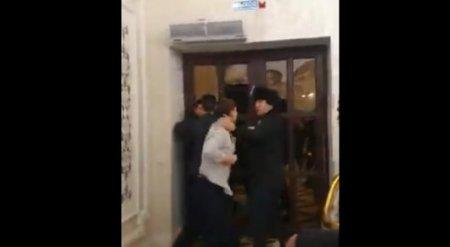 """Видео драки """"госслужащих"""" в Актобе рассылают в Сети"""