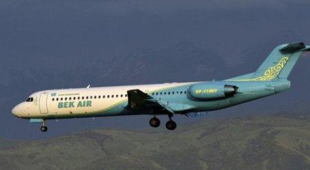 Кто руководит авиакомпанией Bek Air
