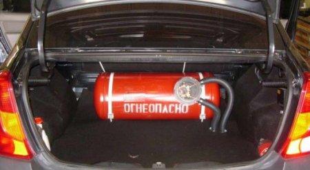 Автомобилям на газе запретили заезжать в подземные паркинги