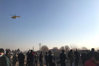 На борту разбившегося в Иране самолета нашли записку с мольбой