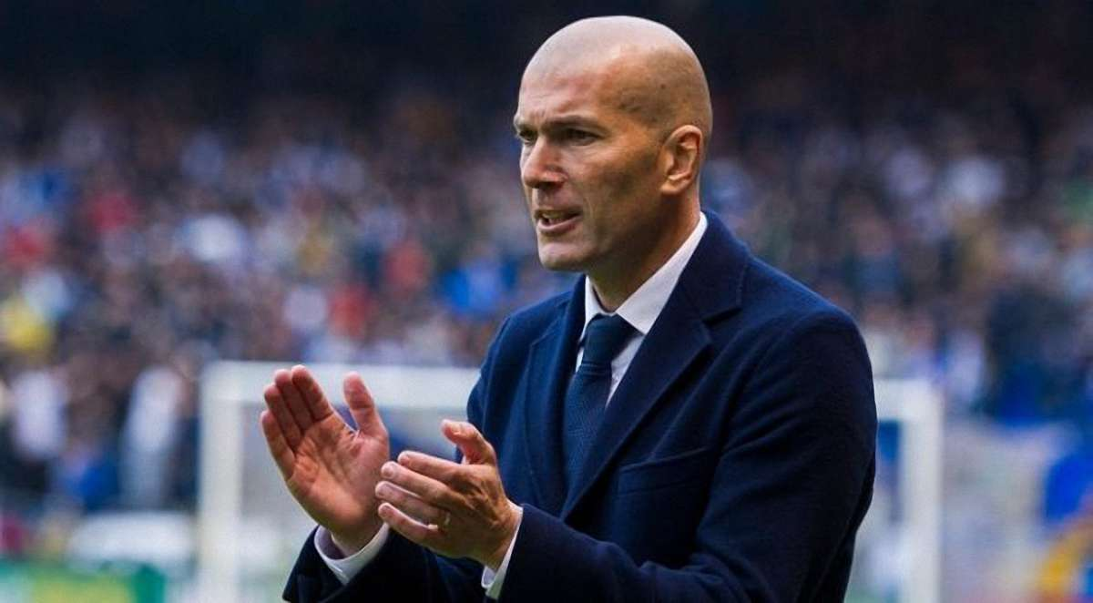 Футбол онлайн: Зинедин Лазаревич Зидан или чудесное воскрешение «Реала»