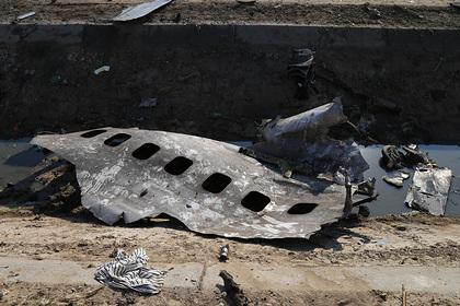 В Иране арестовали причастных к крушению украинского самолета