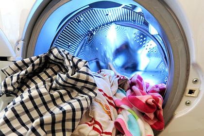 Россиянка постирала новорожденного ребенка в стиральной машине