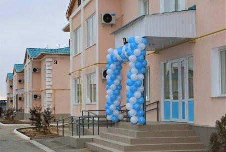 Военным в Актау вручили ключи от квартир