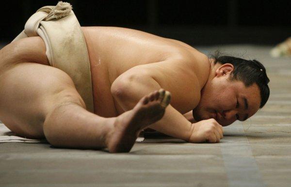 Сумоист из Актау рассказал о жизни в Японии