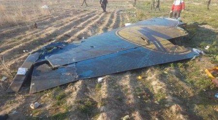 Самолет МАУ в Иране могли сбить зенитной ракетой - Совбез Украины