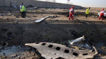Власти Ирана назвали причину крушения украинского Boeing