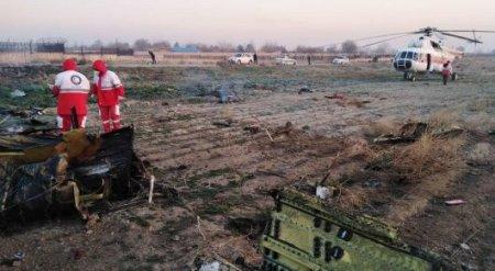 Украинский лайнер сбили иранские ПВО – СМИ