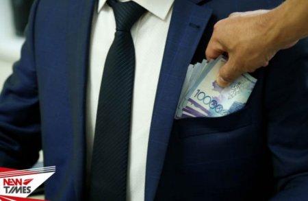 Полмиллиарда похитил чиновник из бюджета СКО