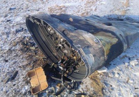 Упавший с неба неизвестный предмет напугал сельчан в Актюбинской области