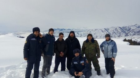 Отшельник 30 лет живет в горах Алматы