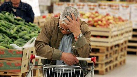 В Казахстане расходы на продукты составляют 59% минимальной зарплаты. Это один из худших показателей в мире