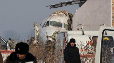 Глава Bek Air высказался о диалоге пилотов рухнувшего самолета