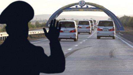 Армянские, российские и кыргызские автомобили, находящиеся в стране больше года, вне закона