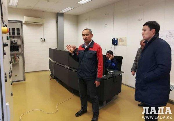 На предприятии «КазАзот» в Актау проведут модернизацию