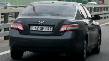 Прямую линию по регистрации иностранных авто запустило МВД