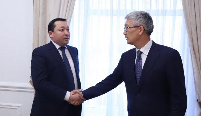 Назначен новый аким Тупкараганского района