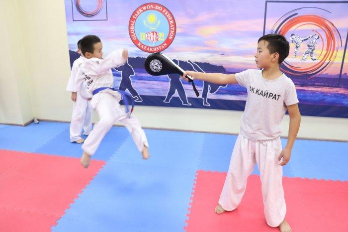 В Актау открылся спортивный клуб «Taifun»