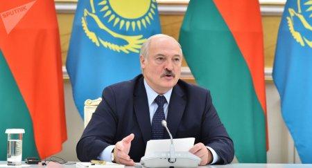 Лукашенко прокомментировал возможность поставки нефти из Казахстана