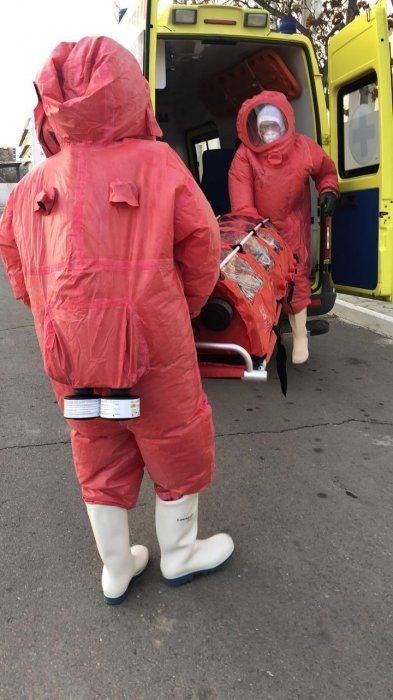 Подозрение на коронавирус: В Актау отработали действия при обнаружении опасной инфекции