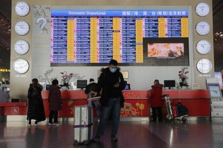 Авиакомпании по всему миру объявили об отмене рейсов в Китай