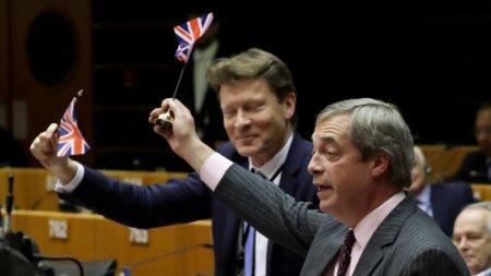 Европарламент одобрил Brexit