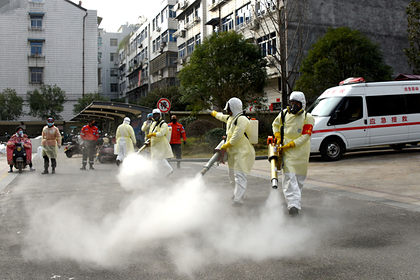 Коронавирус унес уже 304 жизни. В Китае обнаружили еще один смертельно опасный вирус