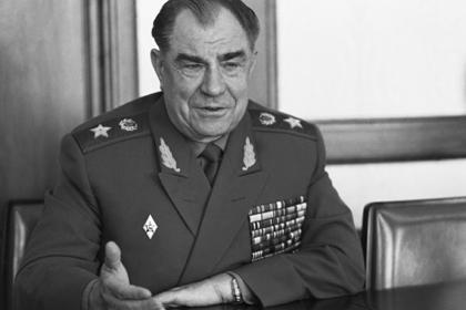 В России умер последний советский маршал