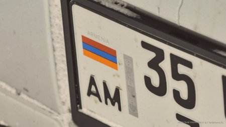 Сколько штрафов выписали владельцам авто с иностранными номерами в Казахстане