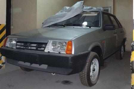 "Автомобиль ""ВАЗ-21099"" без пробега продают в Шымкенте за 5,7 млн тенге"