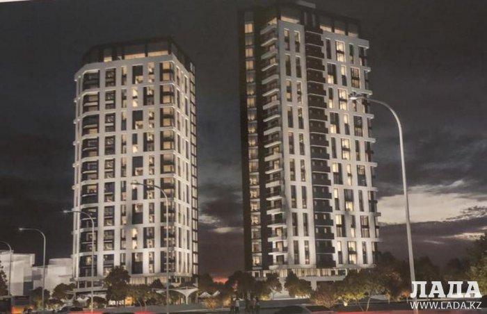 Арабские инвесторы планируют построить жилой комплекс в 4А микрорайоне Актау