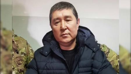 КНБ изъял арсенал оружия у вора в законе Серика-головы