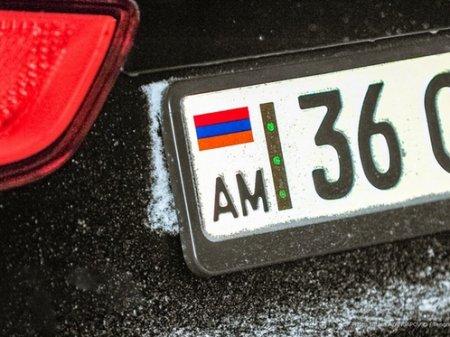 О провальной работе по регистрации авто из Армении и Кыргызстана заявил сенатор